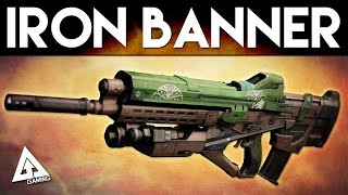 Destiny Iron Banner 2.0 - NEW Gear and Weapons! | Destiny The Taken King