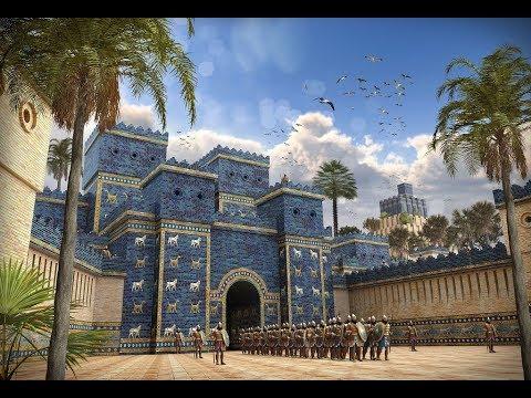Месопотамия - земля между реками. Учим историю легко и просто.