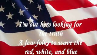 Looking For America - Mark Wills (lyrics)