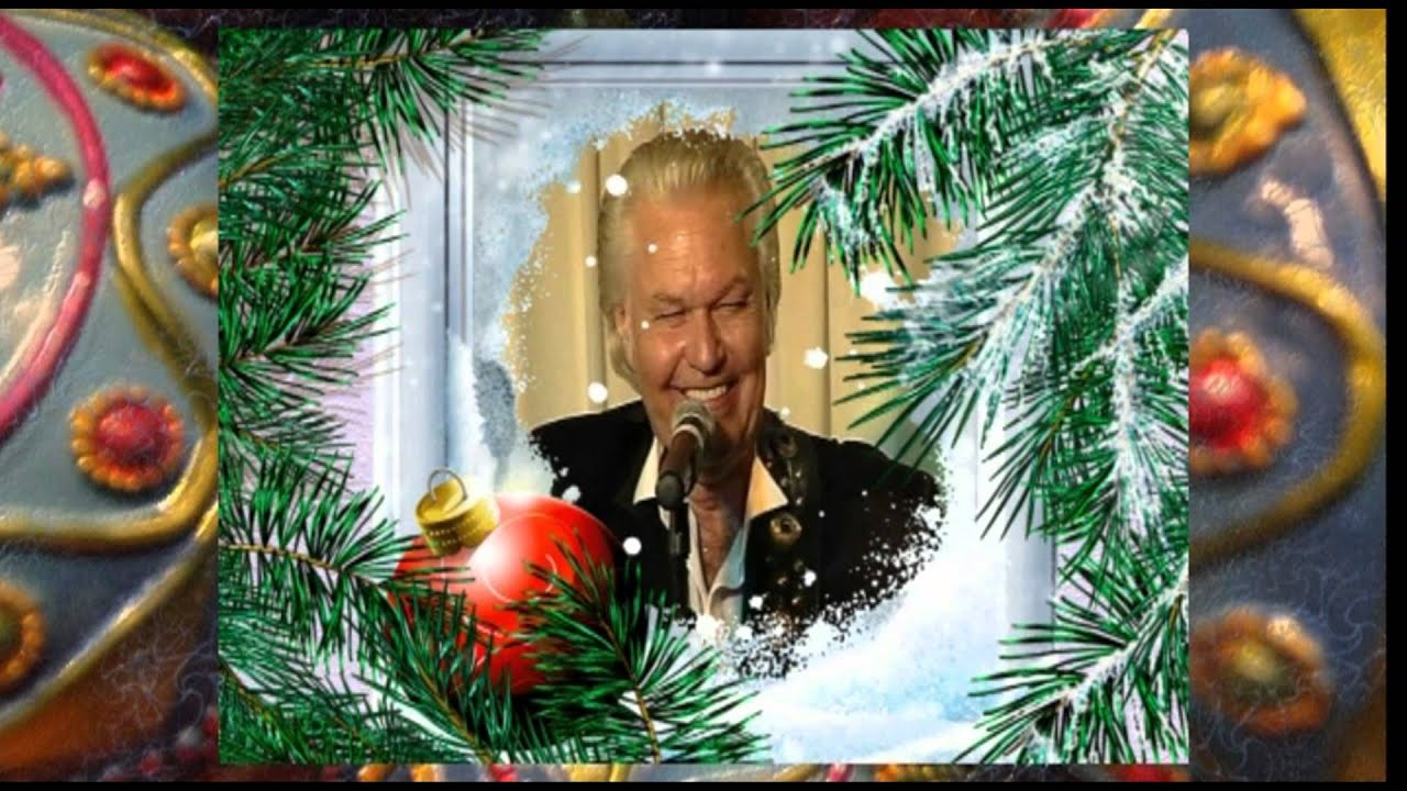 John Rowles sings 'It's christmas all over the world' - YouTube