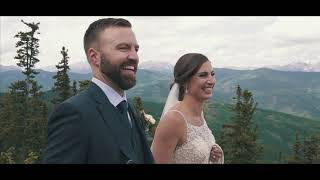 A Personal Wedding in the Colorado Mountains | Martha Stewart Weddings