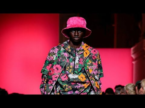 Valentino   Spring/Summer 2019   Menswear   Paris Fashion Week