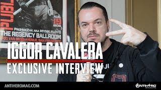 Interview: Igor Cavalera - Cavalera Conspiracy