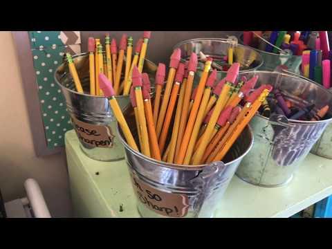 First Year Teacher Classroom Tour //Fourth Grade//