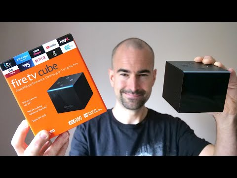 New Amazon Fire TV Cube (2019) | Setup & Review