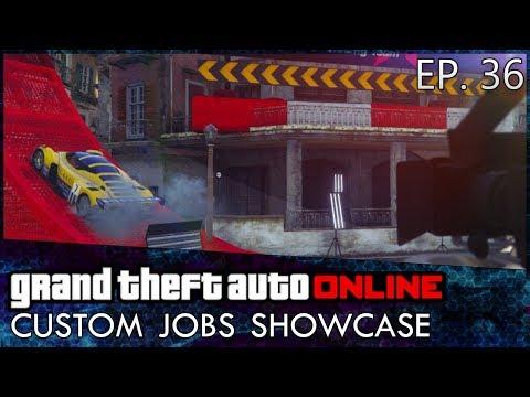 GTA Online Custom Jobs Showcase Ep. 36 [GTA Content Creator]