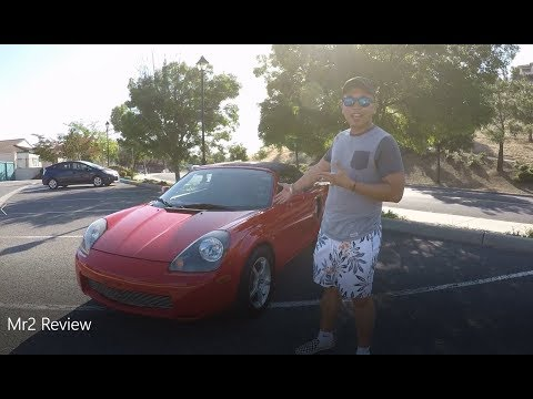 The Little TOYOTA that COULD! 2002 MR2 SPYDER REVIEW