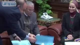 بالفيديو محافظة المنيا توقع اتفاقية مع وزارة التجارة والصناعة لبدء تشغيل مصنع العسل الأسود بملوي