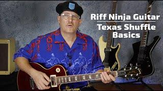 Blues Rhythms: Texas Shuffle