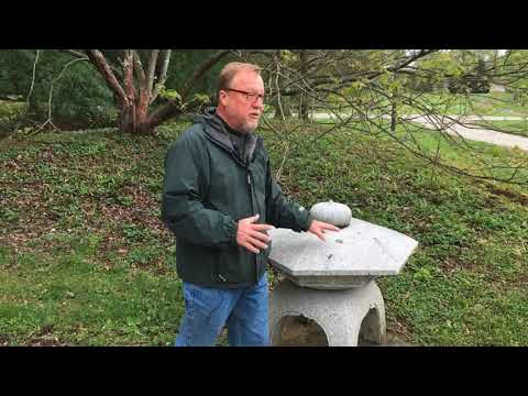 Jeff Singer guides you to Yuko-en in Georgetown, KY