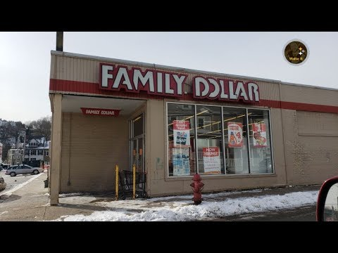 Closing For Remodeling: Family Dollar Millvale, PA