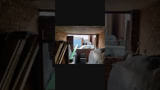 Garage conversion to bedroom with ensuite