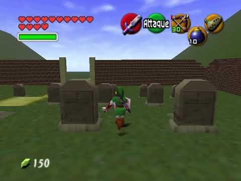 zelda64 beta graveyard