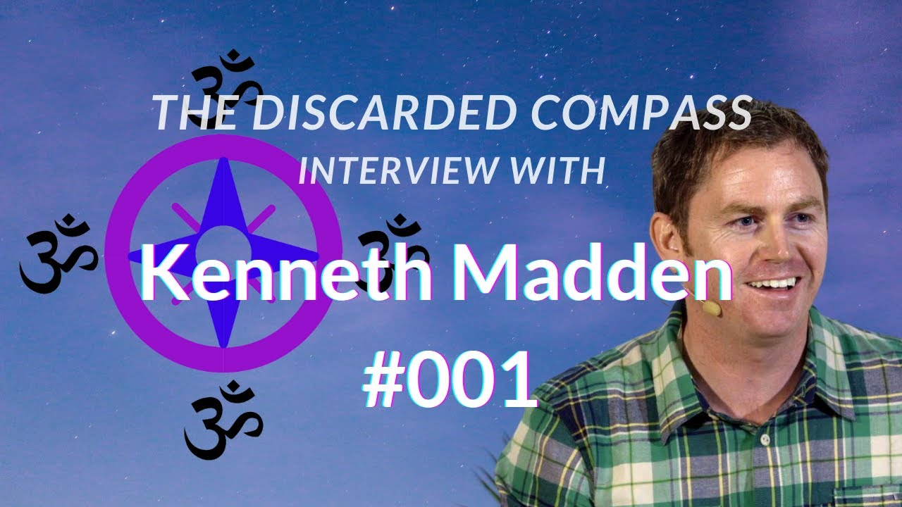 Download #1 Kenneth Madden - The Discarded Compass Interview