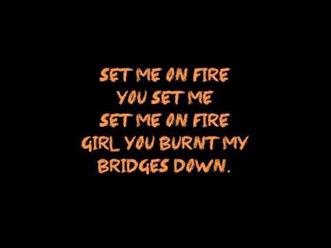 OneRepublic - Burning Bridges (Acoustic) (Lyric Video)