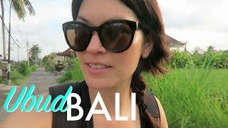 AIRBNB TOUR, MONKEYS & A FIRE DANCE // Ubud, Bali