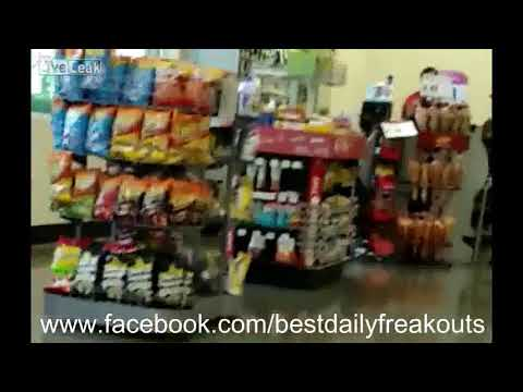 """Woman freaks out in retail store """"Don't talk to me like to stooopid"""""""