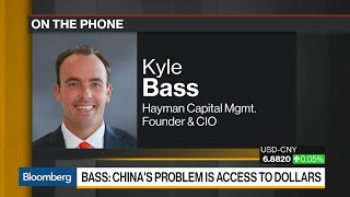 'China Was Never Our Friend,' Says Kyle Bass
