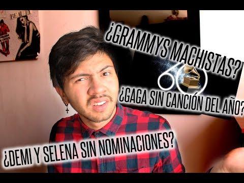 REACCIÓN A LAS NOMINACIONES DE LOS GRAMMYS 2018 | Niculos M