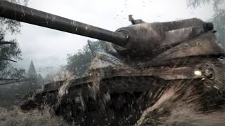 WORLD OF TANKS Trailer (PS4)