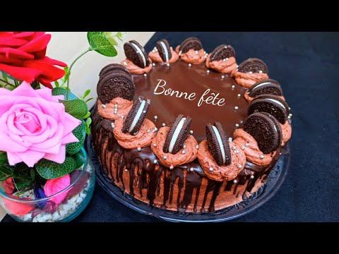 gâteau-de-fête-‼️un-délice👌recette-facile-pas-cher-🔝-2021