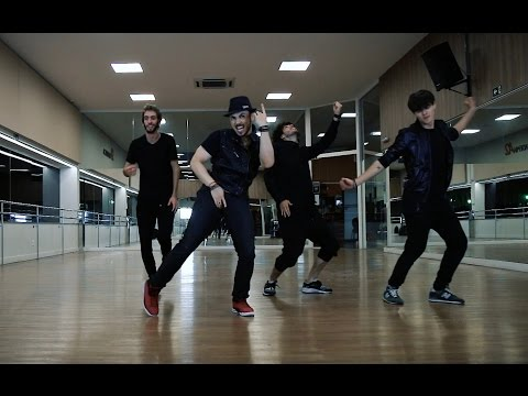Cant Stop The Feeling  Justin Timberlake  Dance  Ricardo Walkers Crew
