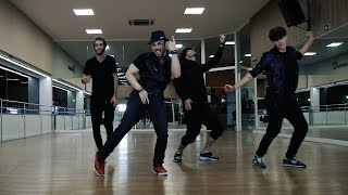 Can't Stop The Feeling Justin Timberlake Dance By Ricardo Walker's Crew