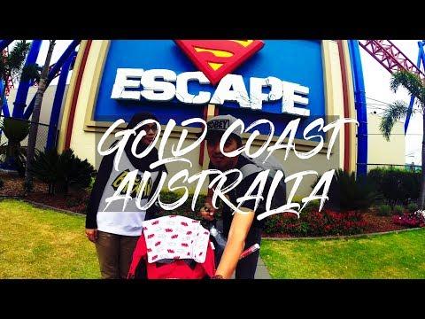 Gold Coast Travel Video -  GoPro Timelapse