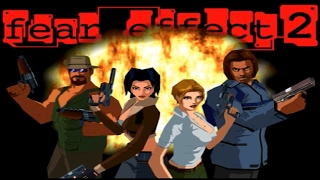 Fear Effect 2: Retro Helix Longplay (PS1)