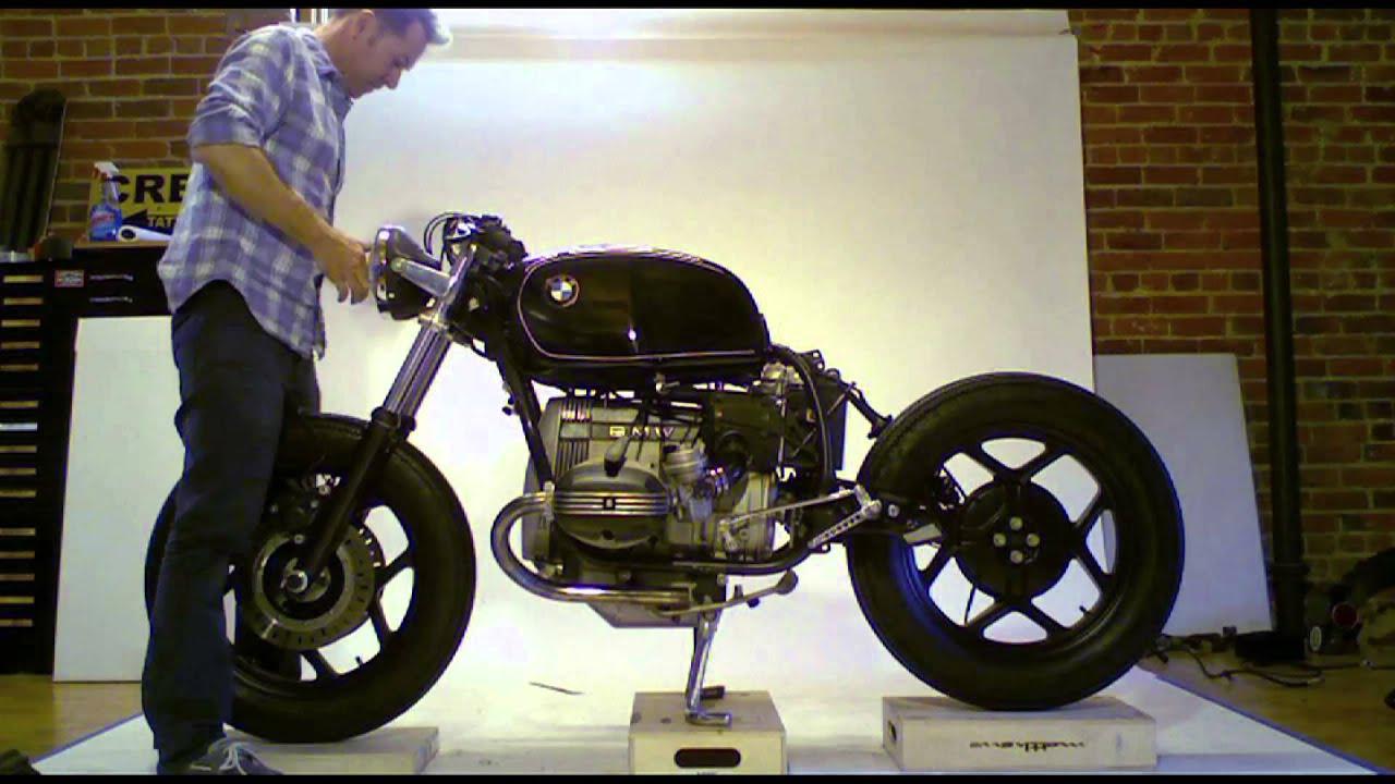 画像: Tattoo Projects Custom Motorcycles www.youtube.com