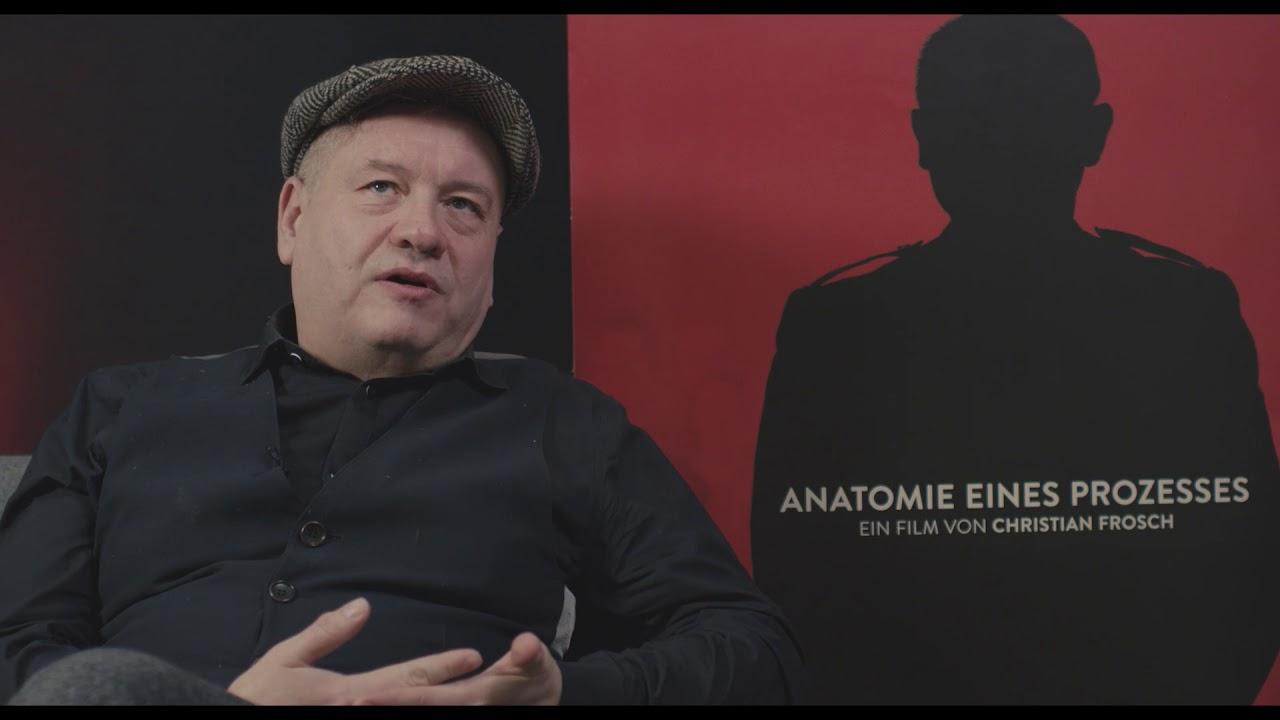 Christian Frosch über den Film MURER - ANATOMIE EINES PROZESSES ...