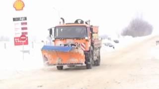 Снежна блокада в с. Момино