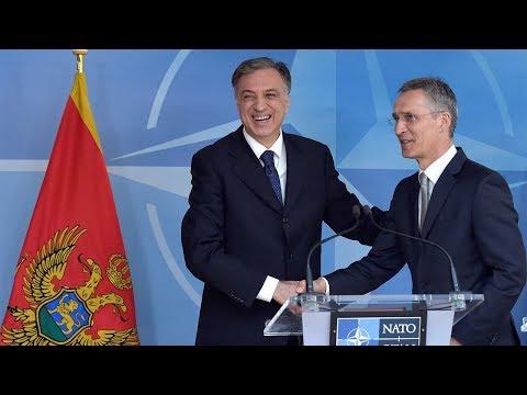 Montenegro's new NATO membership infuriates Russia