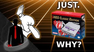 Nintendo Cancels The NES Classic... To Make An SNES Classic?