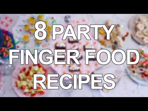 party-finger-food-recipes