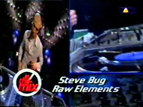 Steve Bug - Raw Elements @ House TV / / In The Mix (VIVA TV 1997)