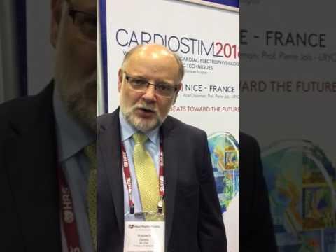 A word from Wojciech Zareba about Cardiostim
