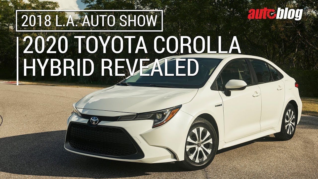 The 2020 Toyota Corolla Is A Prius In Clothing