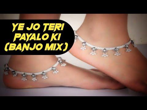 YE JO TERI PAYALO KI (BANJO MIX) - DJ AZZY N DSP || DJ's Of MUMBAI ||
