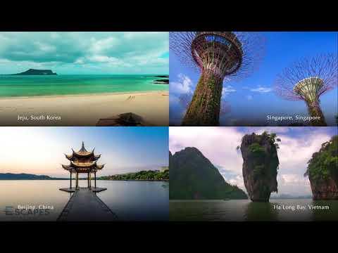 Oceania 2020 World Escapes