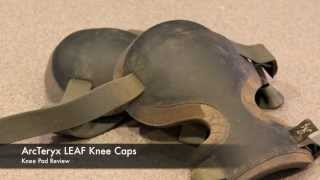 Arcteryx Leaf Knee Caps Review