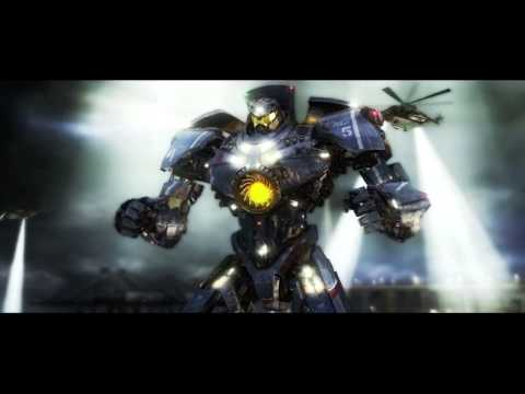 Pacific Rim teaser trailer shows giant robots readying for battle