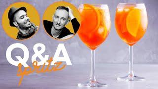 PHILIP VENABLES   Q&A Spritz 🍹