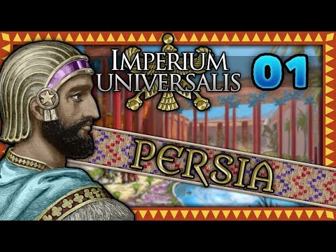Kurosh, King of Kings | EUIV | Imperium Universalis | Persia | #01