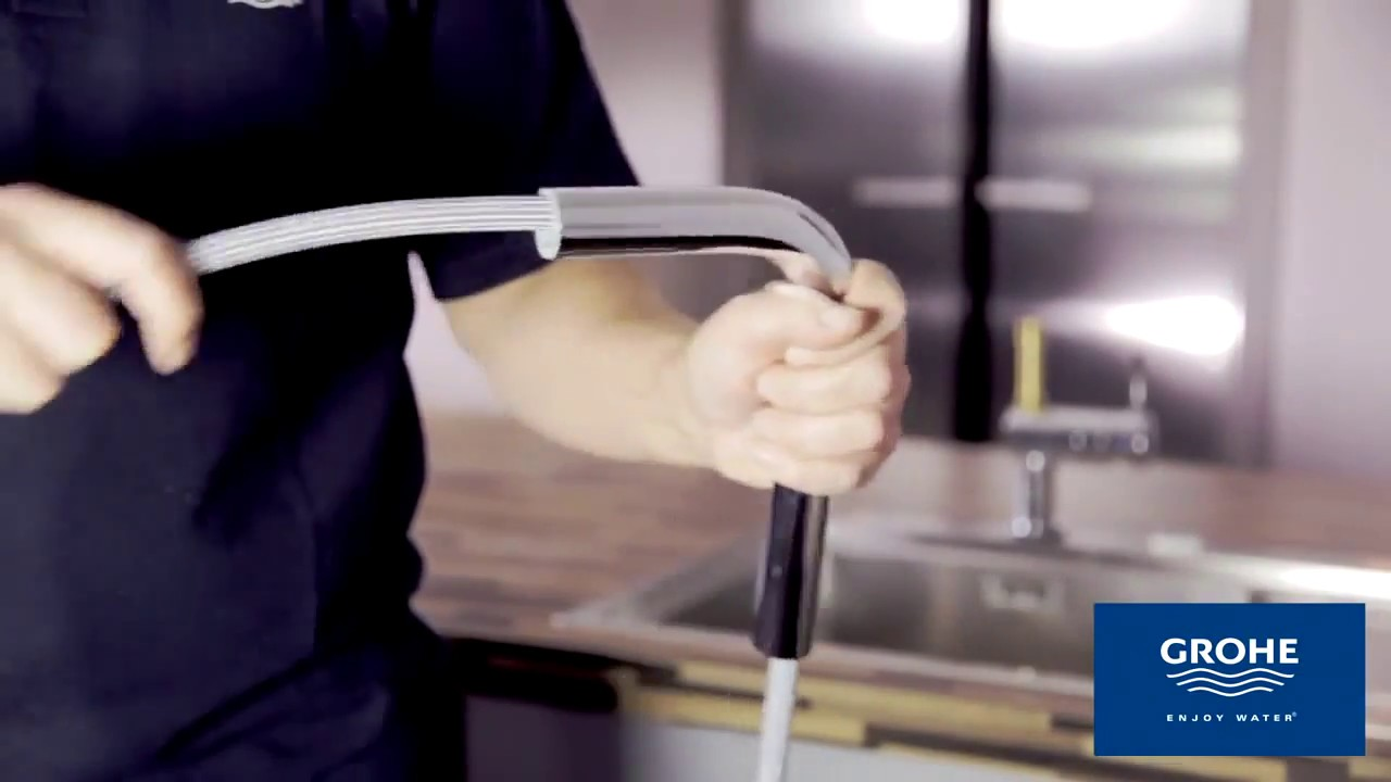 GROHE Minta Touch Installation Video - YouTube