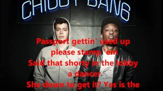 Chiddy Bang - 4th Quarter Lyrics