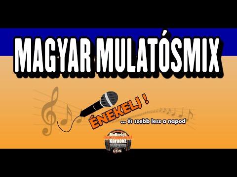 Magyar Mulatós Mix vol.1(KARAOKE/Instrument) letöltés