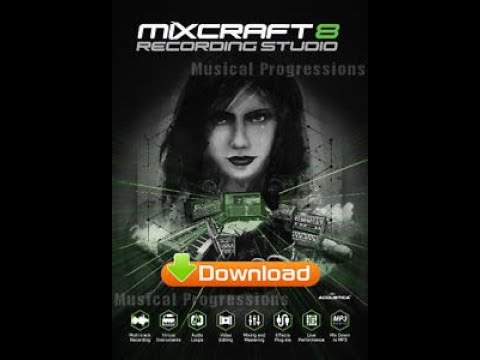 DOWNLOAD Mixcraft 8 Recording Studio (64-bits) E (32-bits)