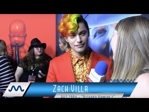 AHS 1984 Star Zach Villa Reveals Who He Would Want to Headline His Own Camp Redwood Music Fest