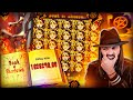 ROSHTEIN watching world Record Win 1.000.000€ on Book of Shadows Slot - TOP 5 Mega wins of the week